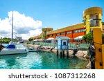 apr 23 2018 bohol island ...   Shutterstock . vector #1087312268