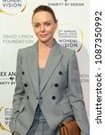 Small photo of New York, NY - May 8, 2018: Stella McCartney attends David Lynch Foundation Women of Vision Benefit Luncheon at 583 Park Avenue