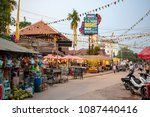 siem reap  cambodia   25 march... | Shutterstock . vector #1087440416