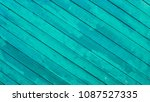 old painted wood wall. texture. ... | Shutterstock . vector #1087527335