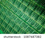 circuit pcb board for background | Shutterstock . vector #1087687382