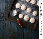 Homemade Almond Cookies With...