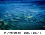 view of the sea and coastline...   Shutterstock . vector #1087710146
