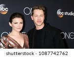 "Small photo of LOS ANGELES - MAY 8: Ginnifer Goodwin, Josh Dallas at the ""Once Upon A Time"" Series Finale Party at London Hotel on May 8, 2018 in West Hollywood, CA"