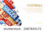 football background place for... | Shutterstock .eps vector #1087834172