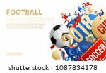 football background place for... | Shutterstock .eps vector #1087834178