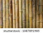 Bamboo Texture Background....