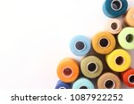 Sewing Thread Of Different...