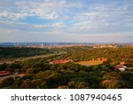 Downtown Pretoria Skyline As...