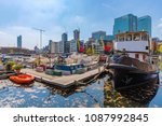 london  united kingdom   april... | Shutterstock . vector #1087992845