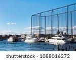 october 2 2017  chelsea pier... | Shutterstock . vector #1088016272