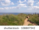 Coastal Path Above Sheringham...