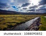 low tide at little loch broom ...   Shutterstock . vector #1088090852