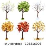 Maple Tree. Isometric Trees In...