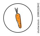 carrot vector illustration...   Shutterstock .eps vector #1088202842