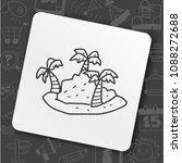 icon art idea | Shutterstock .eps vector #1088272688