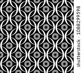abstract seamless pattern of... | Shutterstock .eps vector #1088299598