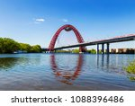 moscow  russia   may 10  2018 ... | Shutterstock . vector #1088396486