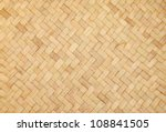 Bamboo Craft Texture