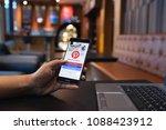 chiang mai  thailand   may 05... | Shutterstock . vector #1088423912