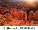 Sunrise At Bryce Canyon...