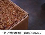 tobacco texture. high quality... | Shutterstock . vector #1088480312