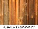 wooden texture burnt by fire... | Shutterstock . vector #1088509952