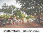 vintage tone  festival event... | Shutterstock . vector #1088547068