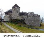 vaduz   principality of... | Shutterstock . vector #1088628662