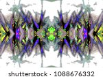 Kaleidoscopic Horizontal Cente...