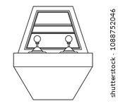 arcade game design | Shutterstock .eps vector #1088752046