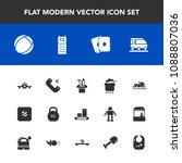 modern  simple vector icon set... | Shutterstock .eps vector #1088807036