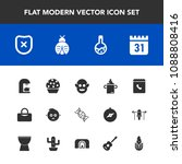 modern  simple vector icon set...   Shutterstock .eps vector #1088808416