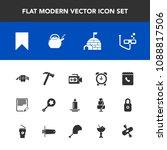 modern  simple vector icon set... | Shutterstock .eps vector #1088817506