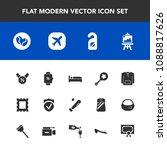 modern  simple vector icon set...   Shutterstock .eps vector #1088817626