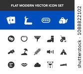 modern  simple vector icon set...   Shutterstock .eps vector #1088822102
