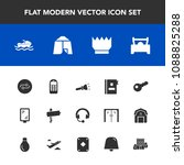 modern  simple vector icon set... | Shutterstock .eps vector #1088825288