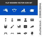 modern  simple vector icon set...   Shutterstock .eps vector #1088828846