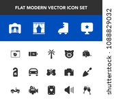 modern  simple vector icon set... | Shutterstock .eps vector #1088829032