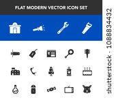 modern  simple vector icon set... | Shutterstock .eps vector #1088834432