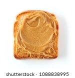 Toasted Bread With Peanut...