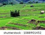 thailand in green season   Shutterstock . vector #1088901452