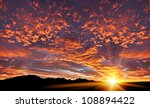 moody background sky with... | Shutterstock . vector #108894422