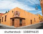 san miguel de allende ... | Shutterstock . vector #108894635