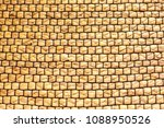Texture Of Straw Weaving  Stra...