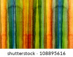 Abstract Stripe Watercolors  ...