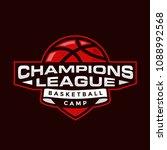 logo badge classic team... | Shutterstock .eps vector #1088992568