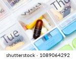 close up of an organizer for a...   Shutterstock . vector #1089064292