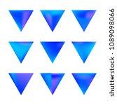 vector gradient reverse... | Shutterstock .eps vector #1089098066