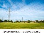 a scene along the finch hydro...   Shutterstock . vector #1089104252